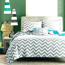 target chevron bedding set comforter sheets 2 shams bed skirt nursery