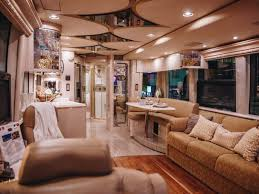 Most expensive rvs in the world Prevost Prevost Insider 11 Luxury Rvs That Are Nicer Than Your Home Insider