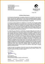 thesis supervisor SlideShare Recommendation Letter For Phd Application Sample Business