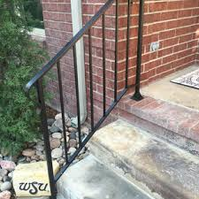 Cable railing ideas for stair railing. Wrought Iron Railings Porch Ideas Photos Houzz