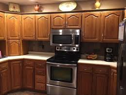 should i be looking at more golden slabs our kitchen is small and i prefer not to go dark with the granite i m also curious what edge profile to go with