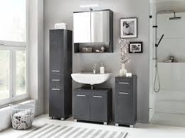 Badezimmer Set Kao 1 Graphit Badezimmer Badezimmersets