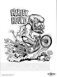 Small Picture rat fink rod colouring pages For HIM waar David zot van is