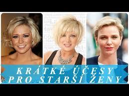 Dámské účesy 2018 Krátké Vlasy Pro ženy Nad 40 účesy A Střihy