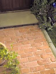 jacobean brick paving traditional