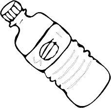 Small Picture Water Bottle A Coloring Page Qandjco
