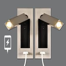2021 topoch usb led sconces lamp