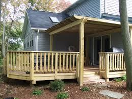 Deck Railing Designs Images The Composite Wood Deck Designs Icmt Set