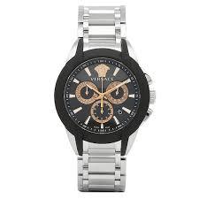 brand shop axes rakuten global market versace versace watches versace versace watches watches men s versace watch men s versace m8c99d007s099 character chrono watch watch silver