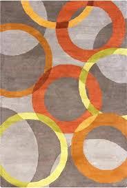 black and orange rug navy and orange rug grey studio hand tufted wool warm gray area black and orange rug