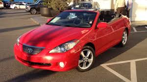 SOLD) 2006 Toyota Solara Convertible For Sale At Valley Toyota ...