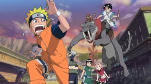 The Naruto Movies are Coming to Netflix UK in February - What's on Netflix