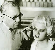 max factor with jean harlow