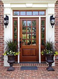 Small Picture Front Door Ideas Contemporary House Entrance Design idolza