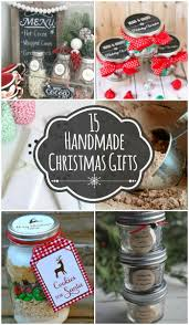 656 Best Homemade Christmas Gifts Images On Pinterest  Christmas Good Handmade Christmas Gifts