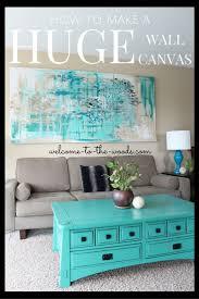 Diy Canvas Art Best 25 Canvas Wall Art Ideas On Pinterest Painting Canvas