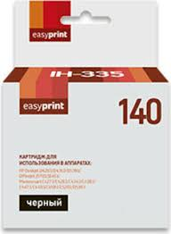 <b>картриджи EasyPrint IH-335 №140</b> Black для HP Deskjet D4263 ...