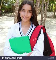 Latin teen babe loves posing