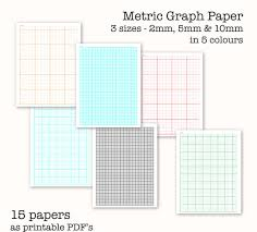 graph paper download 15 metric scale graph papers digital graph paper pdf printable