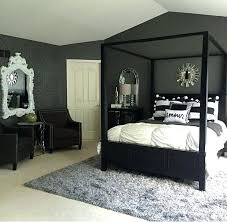 black white and gold themed bedroom – artbakulev.me