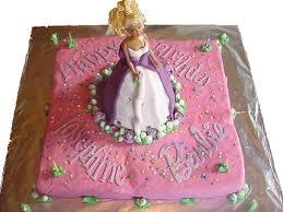 Fun Cake Decorating Ideas Character Cakes Barbie Cake