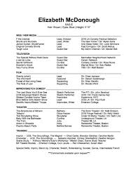 The New Resume Resume Elizabeth Zephyrine McDonough 11