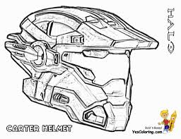 Interesting photograph selection of halo coloring pages suitable ...
