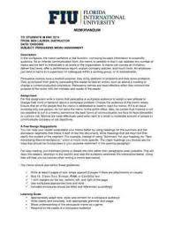 Persuasive Memo Examples How To Write A Business Memo Term Paper Service Medical Resume