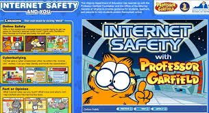 Free online teen internet safety comics