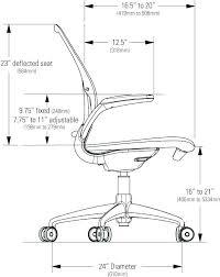 standard chair size standard office chair height cm um size of desk desk chair size office