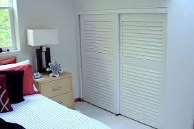 Louvered Sliding Closet Doors