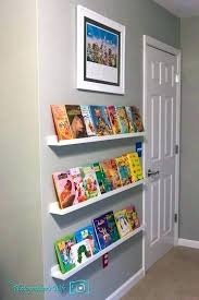 bookshelf for toddler room wall bookshelves picture ledges front facing book shelves kids ideas bookcase furniture row locations