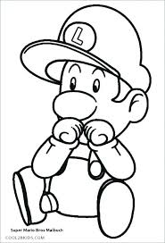 Bowser Jr Coloring Pages Printable Beautiful Super Mario Bros