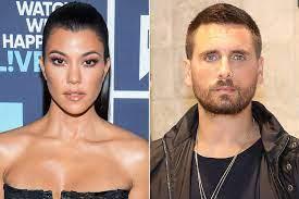 Scott Disick, Kourtney Kardashian ...
