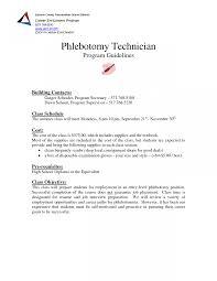 Sample Phlebotomy Resume Phlebotomist Resume Examples Horsh Beirut Sample Job 13