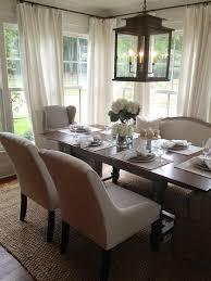 Modern Dining Room Curtains Modern Dining Room Design And Elegant - Modern dining room curtains