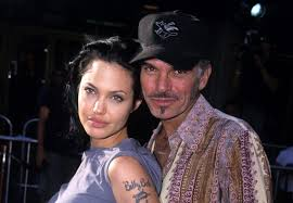 Couple Channel Angelina Jolie, Billy Bob Thornton Red Carpet   Time