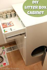 diy cat box cabinet evanandkatelyncom. Diy Litter Box Furniture Cabinet Laundry Room Cleanup Creative Cat Solutions Evanandkatelyncom T