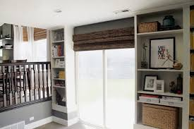 the best vertical blinds alternatives for sliding glass doors within window treatment idea 19