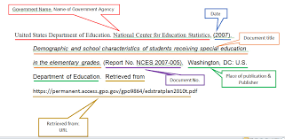 How To Cite Write Cite Edrs 825 Advanced Research Methods In Self