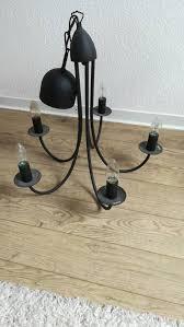 Ikea Kronleuchter Lampe Molnig
