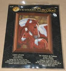 Bucilla Heirloom Collection Counted Cross Stitch Kit 11 By