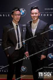 Philip Wang, Wesley Chan arrives at Unforgettable Gala December 10, 2016 in  Beverly Hilton, Stock Photo, Picture And Rights Managed Image. Pic.  TAC-106405 | agefotostock