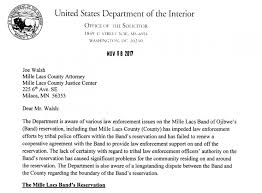 Letter From Feds Confirms Boundaries Law Enforcement Powers Mille