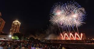 Minneapolis Aquatennial 2017 Fireworks Saturday July 22 2017