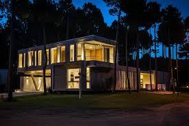view modern house lights.  House View In Gallery Housebuiltfocusdaynightlighting9corner Throughout Modern House Lights O