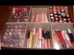 Cheap Makeup Storage and Organization