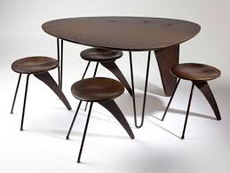 noguchi rudder stools table total