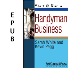 handyman business start run a handyman business epub