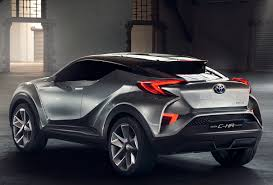 new car 2016 malaysiaToyota Looking To Introduce Hybrid SUV Based On CHR Concept As